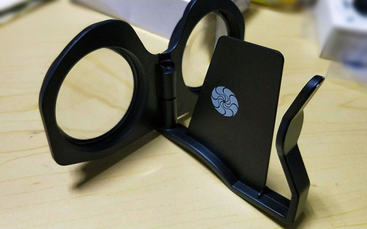 Irvine Co VR Branded Goggles